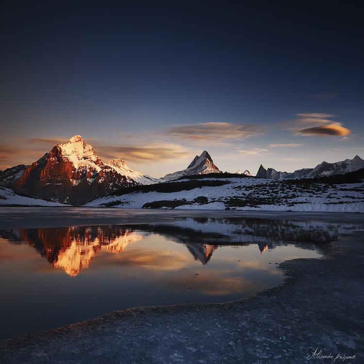 Symbiosis Eternal By Alexandredeschaumes On DeviantArt - Stunning landscape photography by alexandre deschaumes