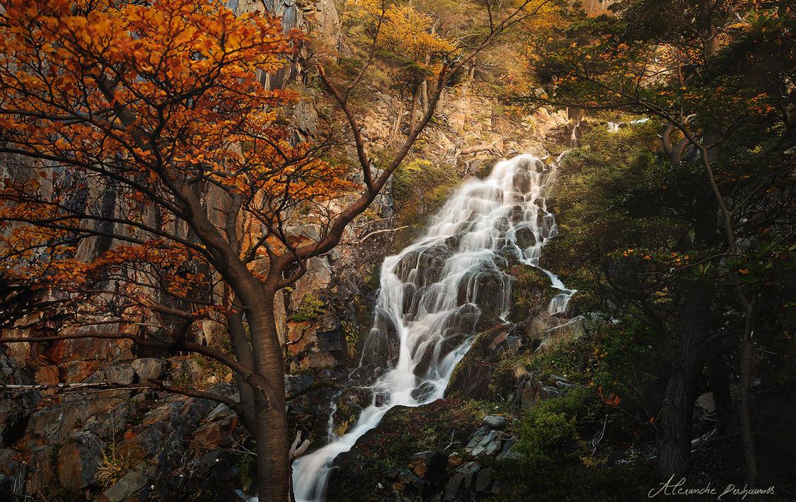 Hidden Waterfalls By Alexandredeschaumes On DeviantArt - Stunning landscape photography by alexandre deschaumes