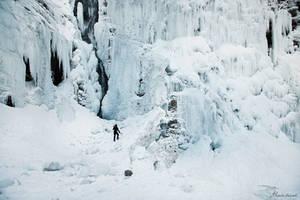 Ice World by alexandre-deschaumes