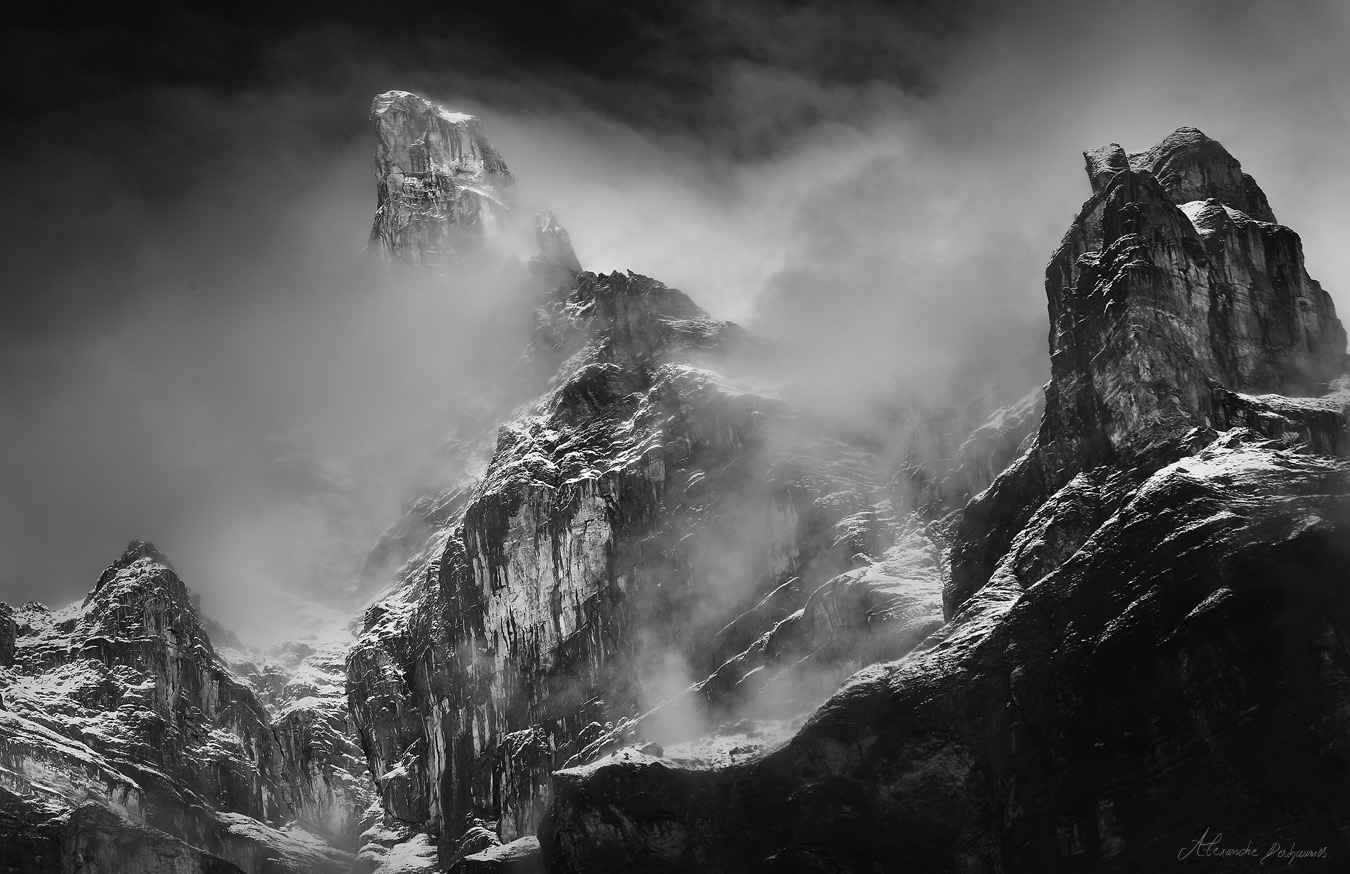 Wrath From Above By Alexandredeschaumes On DeviantArt - Stunning landscape photography by alexandre deschaumes