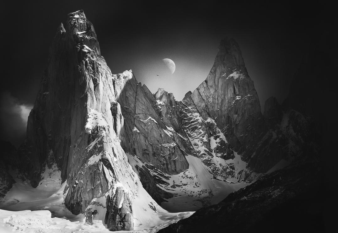 #3693 What the Moon brings by alexandre-deschaumes
