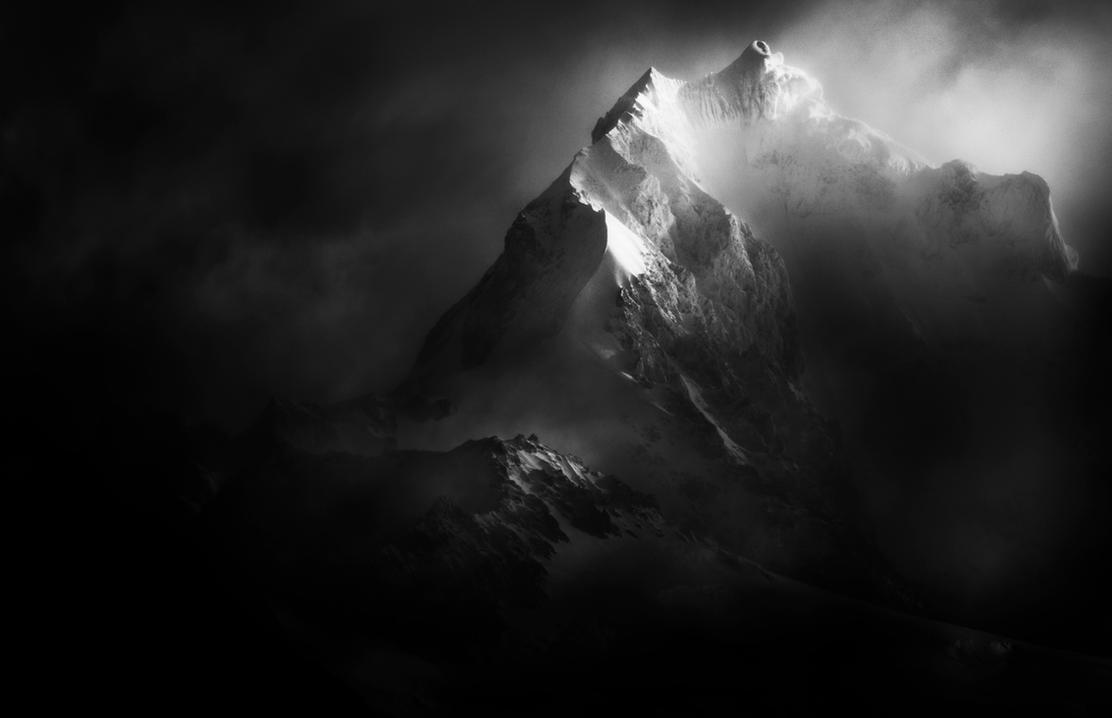 #9099 The Burning shadows of Silence by alexandre-deschaumes