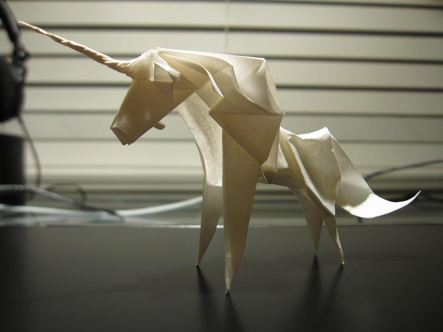 (Yet) Another Origami Unicorn