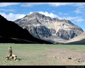 The Peak of Sarchu