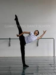 Guang Dong Dancers IV
