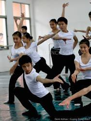Guang Dong Dancers V