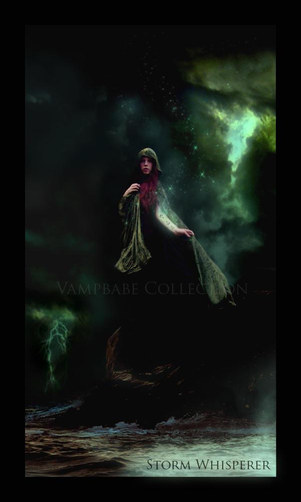 Storm Whisperer by vampbabe