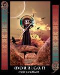 Morrigan - The War Goddess