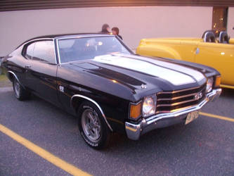 71 Chevelle by lowlow64