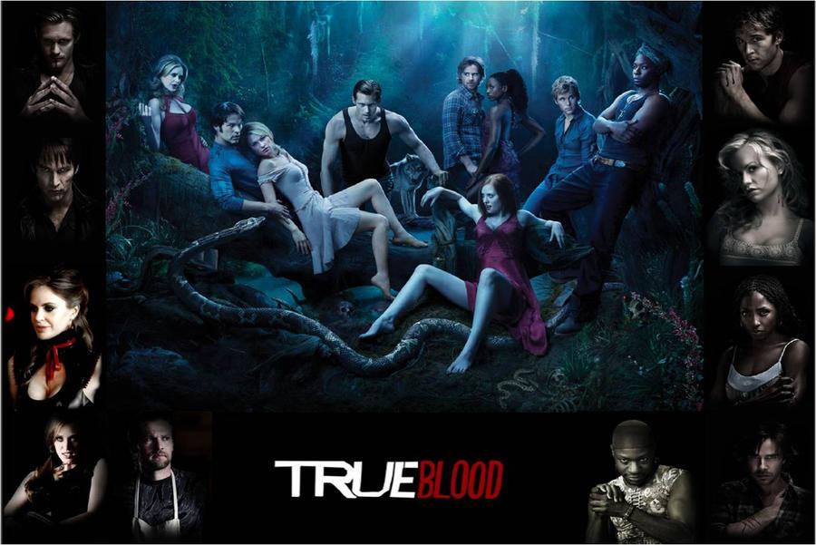 True Blood Wallpaper By Nestorladouce