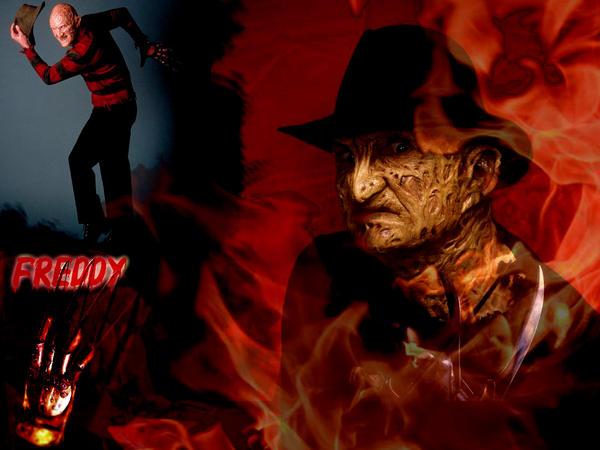 Freddy Krueger Wallpaper By Grims Little Reaper