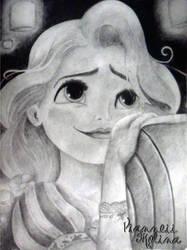 Rapunzel by traumaditaa