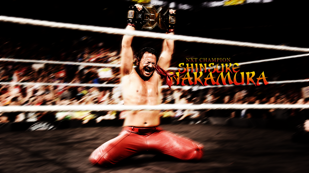 shinsuke nakamura wallpaper by - photo #15