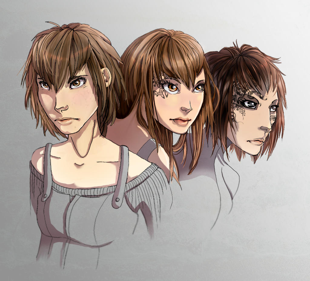 Tally Youngblood Recolor by AnywhereButReality on DeviantArt