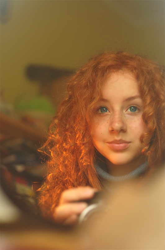first attempt at cosplay Merida by Cra-zy-Frog