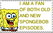 SpongeBob episodes stamp by GoForAPerfect2010