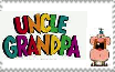 Uncle Grandpa stamp by mrmenworld2010