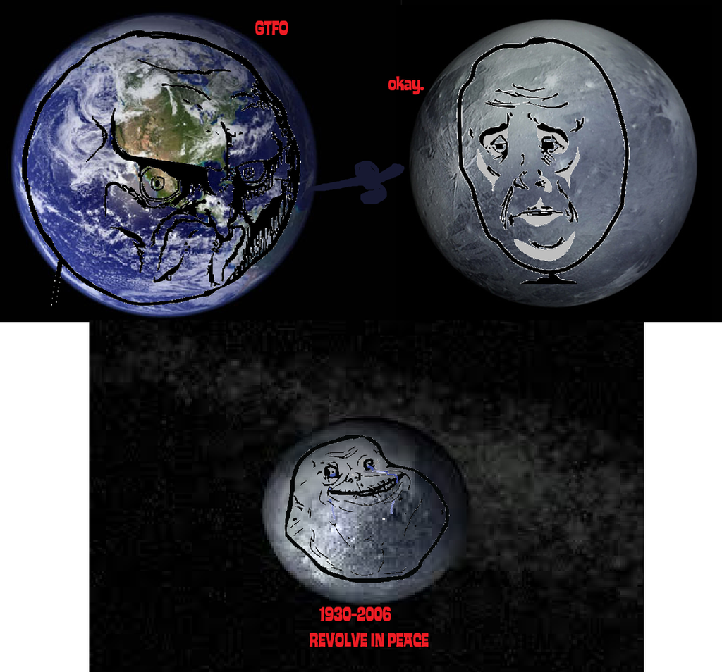 Why Pluto's Not a Planet Anymore by GoForAPerfect2010 on ...