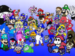 SMG4 and the gang