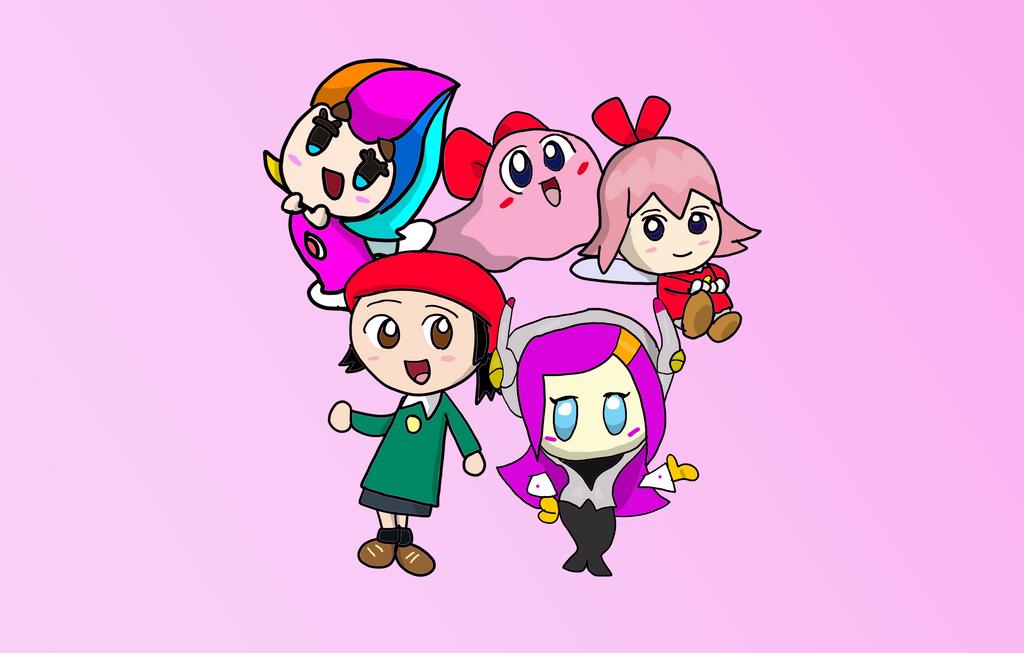 kirby girls Jugar a juegos gratis basados en las aventuras de kirby juegos online y minijuegos gratis sin descargar de nintendo los mejores juegos de kirby online disfruta de.