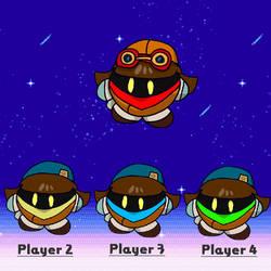 Kirby Helper idea- Nyrol by GoForAPerfect2010