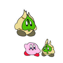 If Makar was a Kirby character
