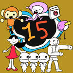 Rhythm Tengoku 15th Anniversary