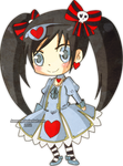 X-Down: Alice