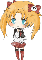 Knight of Heart: Misuzu by peppojay