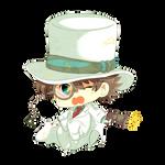 CHIBI Kaito Kid