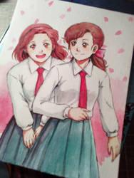 The twin by RukiaCH