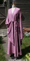 Sansa Stark inspired pink dress (front)