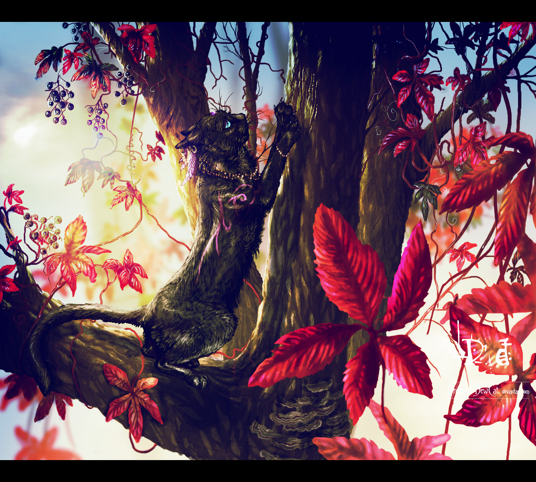 . a breath of autumn colors by Ali-zarina