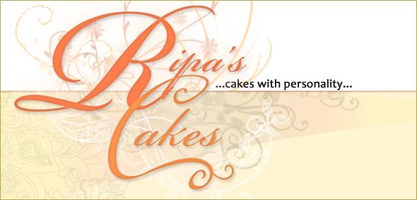 Ripas cakes design by DevinePliskin