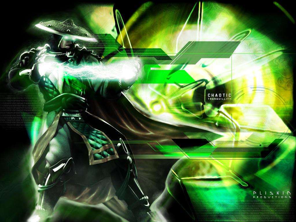Mortal Kombat Raiden by DevinePliskin