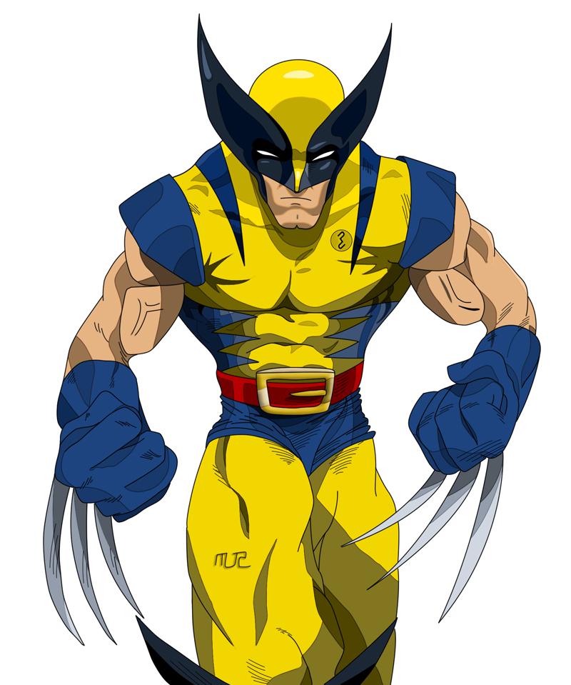 Wolverine Anime by DevinePliskin ...