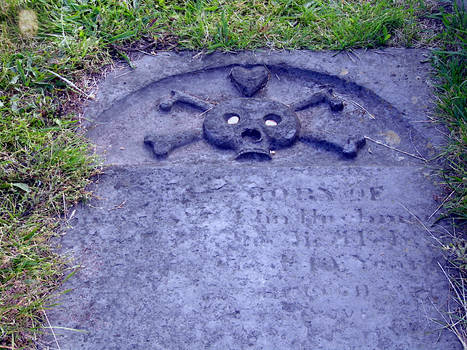 Skull and Crossbone graves
