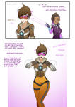 Sombra and Chicken Tracer