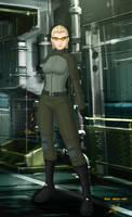 Shadowrun : On duty by Nemhainn