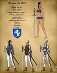Dragon Age : Elina Areyn