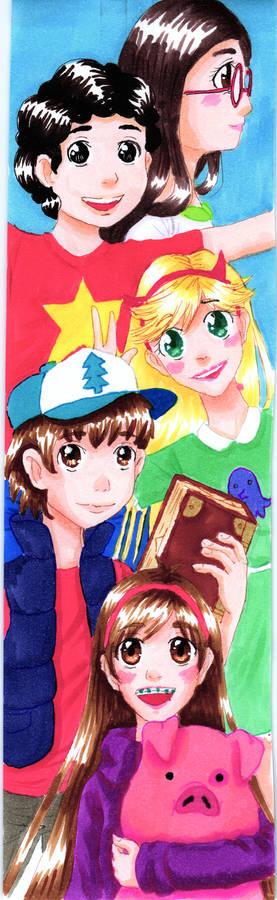 cartoons crossover