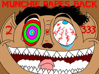 WME - Munchie Strikes Back