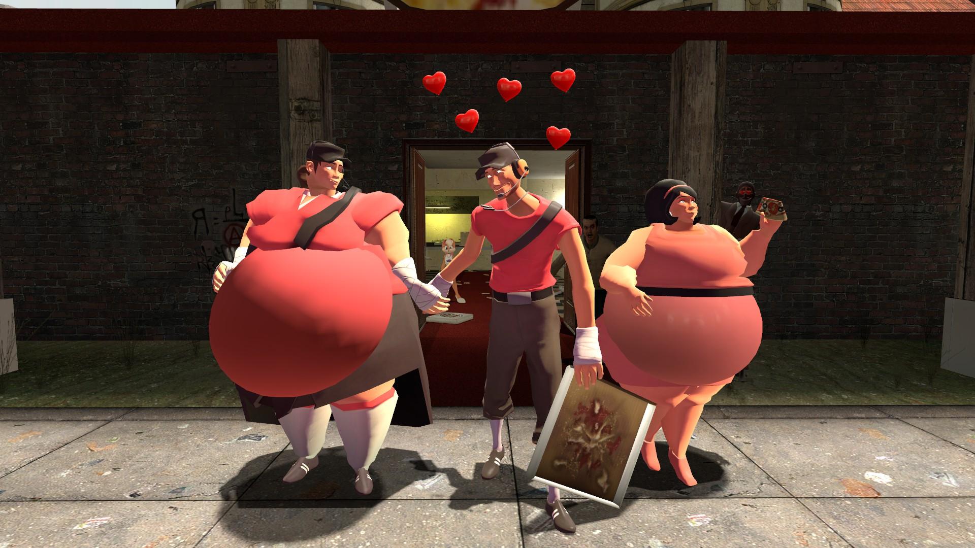 FAT: Tons Of Fun By Maxtaro On DeviantArt