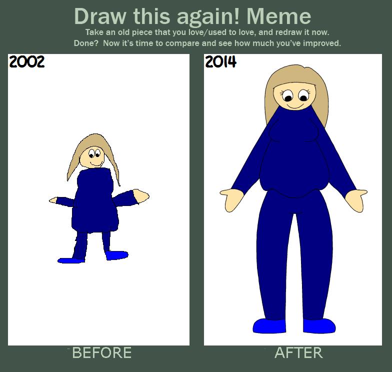 FAT: Draw this again! again by Maxtaro