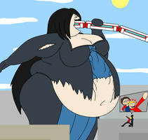FAT: Meh, trains are sexier by Maxtaro