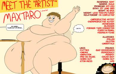 FAT: Meet the 'Artist' by Maxtaro