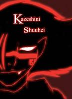Kazeshini Shuuhei by 0-Tsunade-0