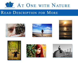 At One with Nature Theme by PhotographersClub