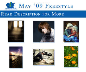 May '09 Freestyle by PhotographersClub