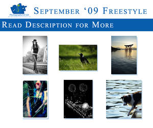 September 09 Freestyle by PhotographersClub
